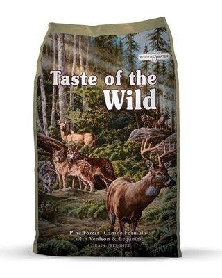 TASTE OF THE WILD WILD PINE FOREST DOG