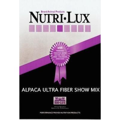 NUTRI-LUX ALPACA/LLAMA