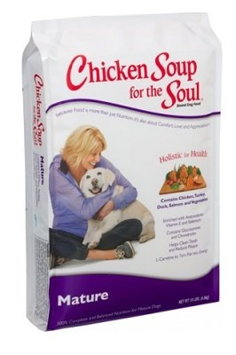 CHICKEN SOUP SENIOR DOG