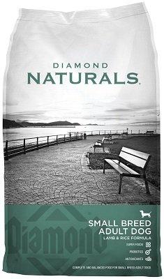 DIAMOND NATURALS SMALL BREED LAMB RICE