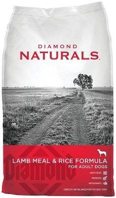 DIAMOND NATURALS LAMB RICE DOG