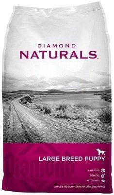 DIAMOND NATURALS LARGE BREED LAMB & RICE ADULT 40#