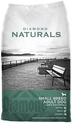DIAMOND NATURALS SMALL BREED CHICKEN & RICE