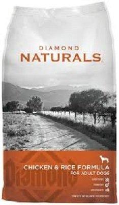 DIAMOND NATURALS CHICKEN & RICE