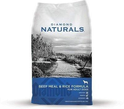 DIAMOND NATURALS BEEF & RICE