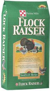 FLOCK RAISER CRUMBLE