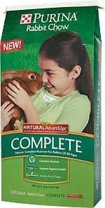 PURINA COMPLETE NATURAL RABBIT 25#