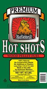 HOT SHOTS PELLET 40#