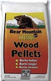 BEAR MOUNTAIN PELLETS