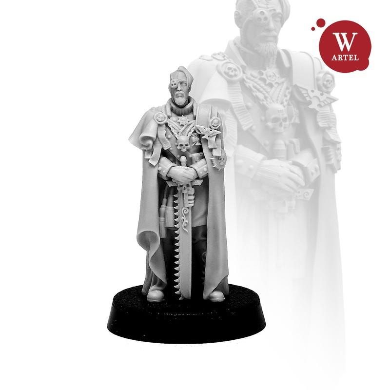 Lord-Commander Nikolaus Zorg