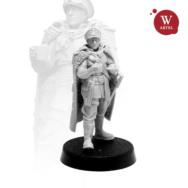 Heroic Commissar 2.0