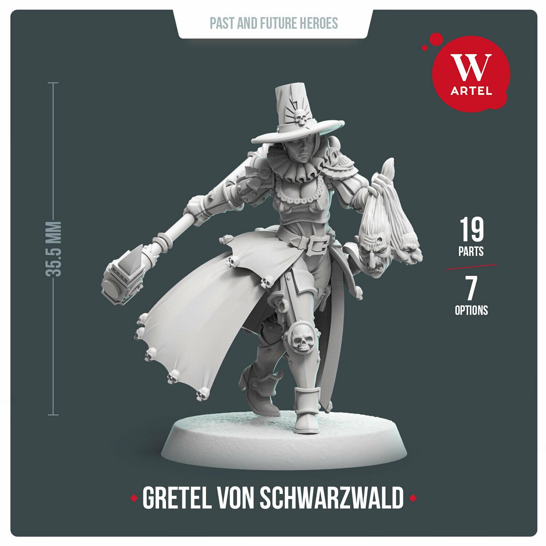 Witch-Hunter Gretel von Schwarzwald