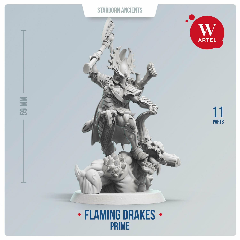 Flaming Drake Prime