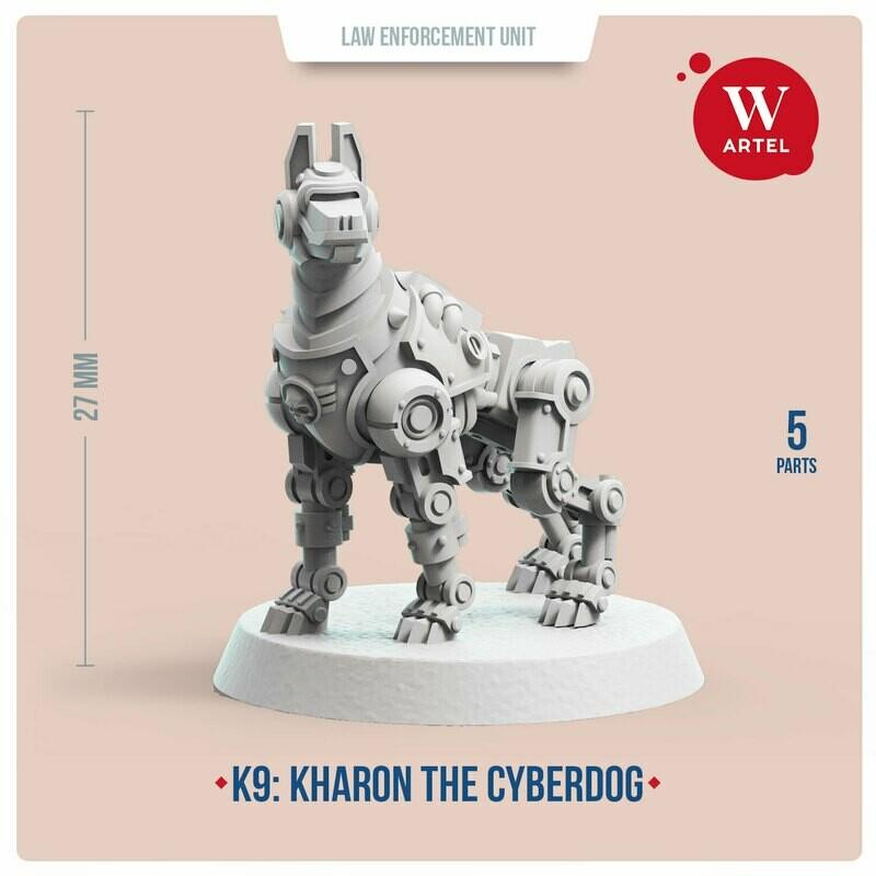 K9: Kharon the Cyberdog
