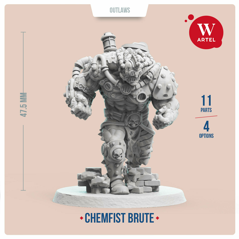 Chemfist Brute