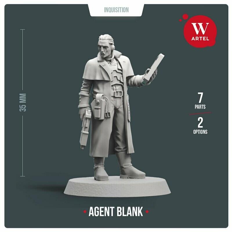 Agent Blank