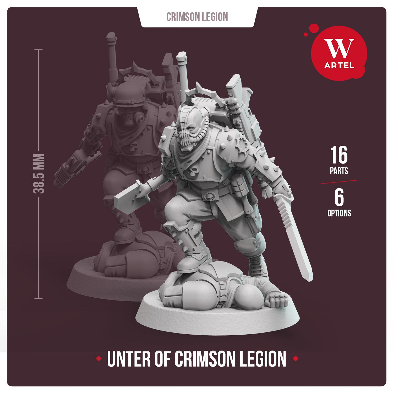 Crimson Legion Unter