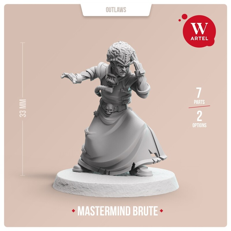 Mastermind Brute