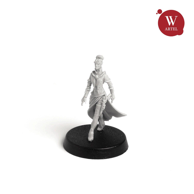 Inquisitor Helena DeRoza