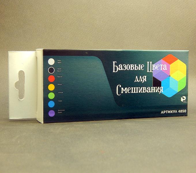 Acrylic Basic Colours