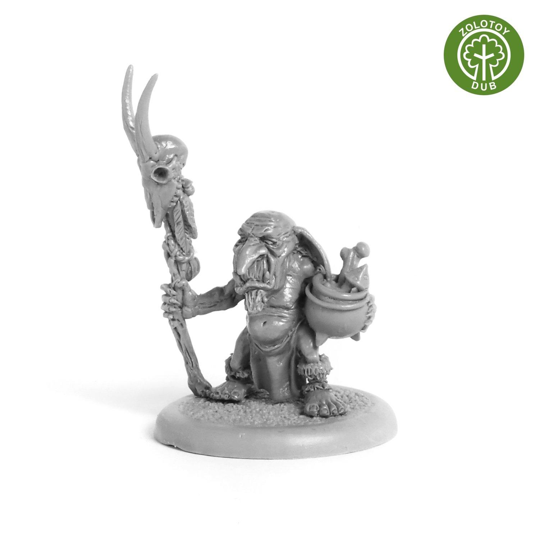Goblin Goathorn - by Zolotoy Dub-