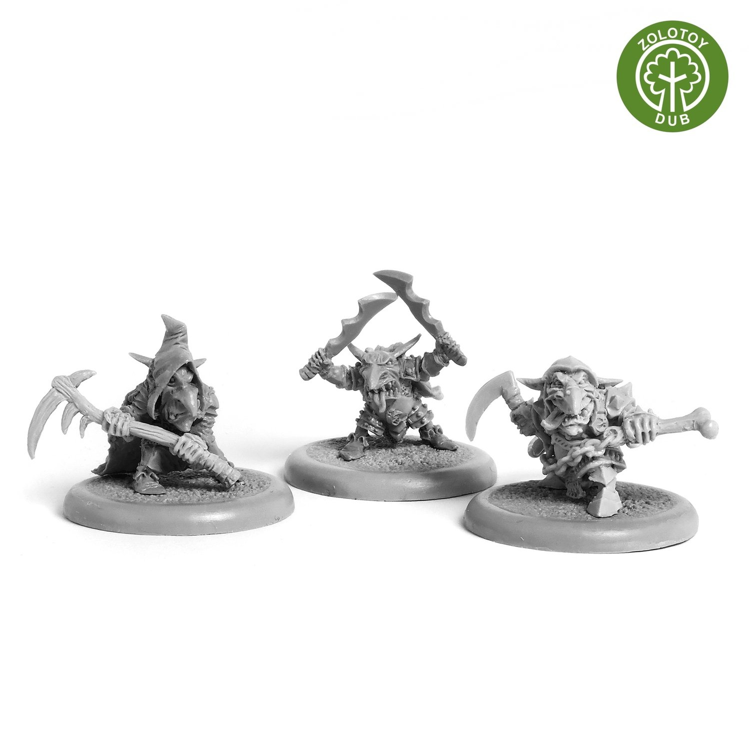Goblin`s Ratsnatchers - by Zolotoy Dub-