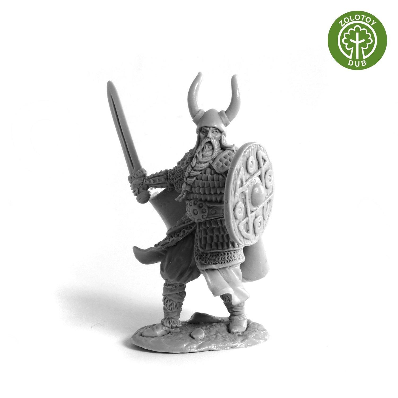 Vanir Warrior - by Zolotoy Dub-