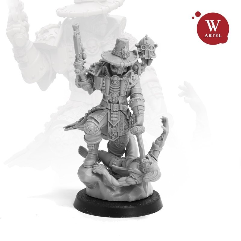 Witch-Hunter 54mm !LIMITED EDITION!