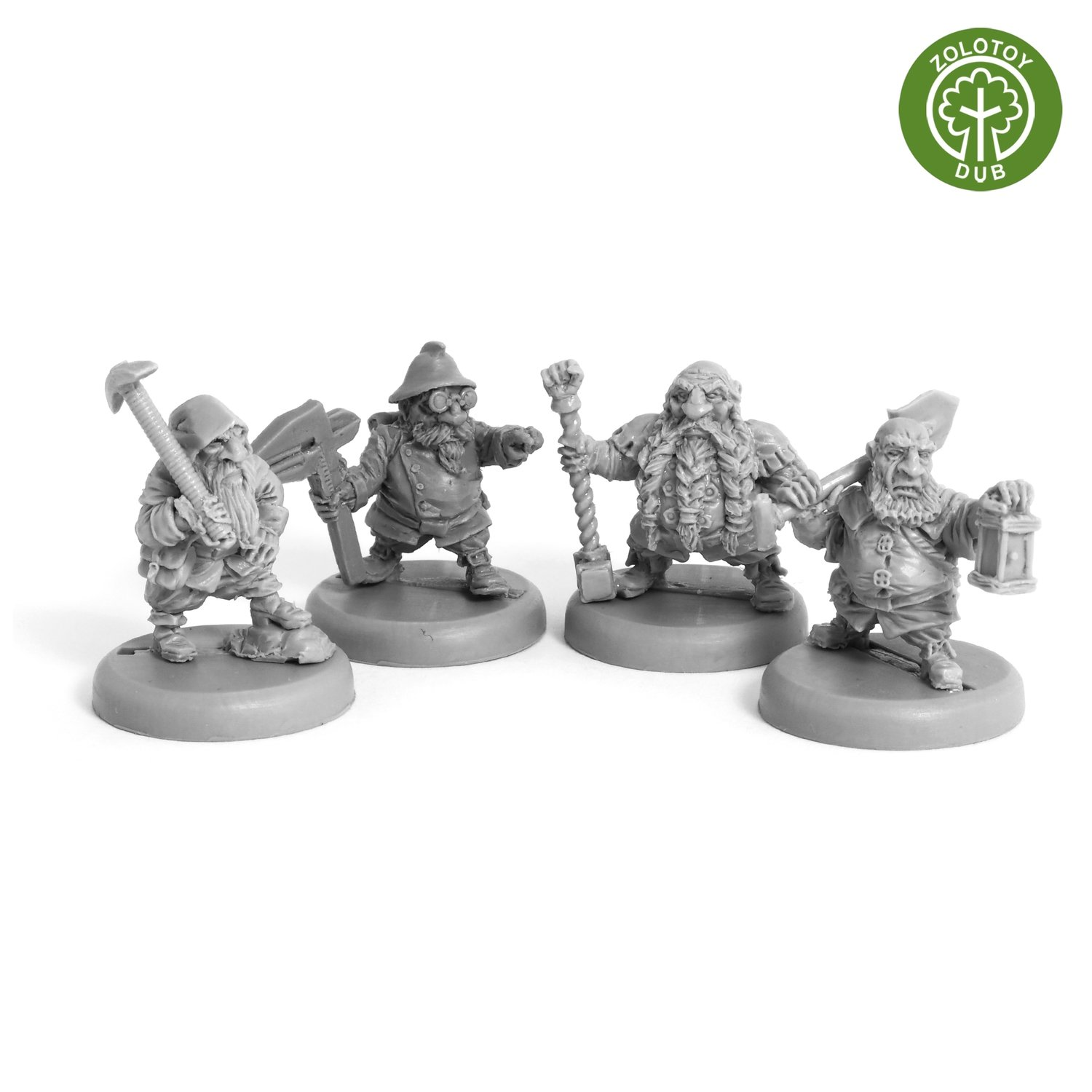 Dwarves Defenders - by Zolotoy Dub-