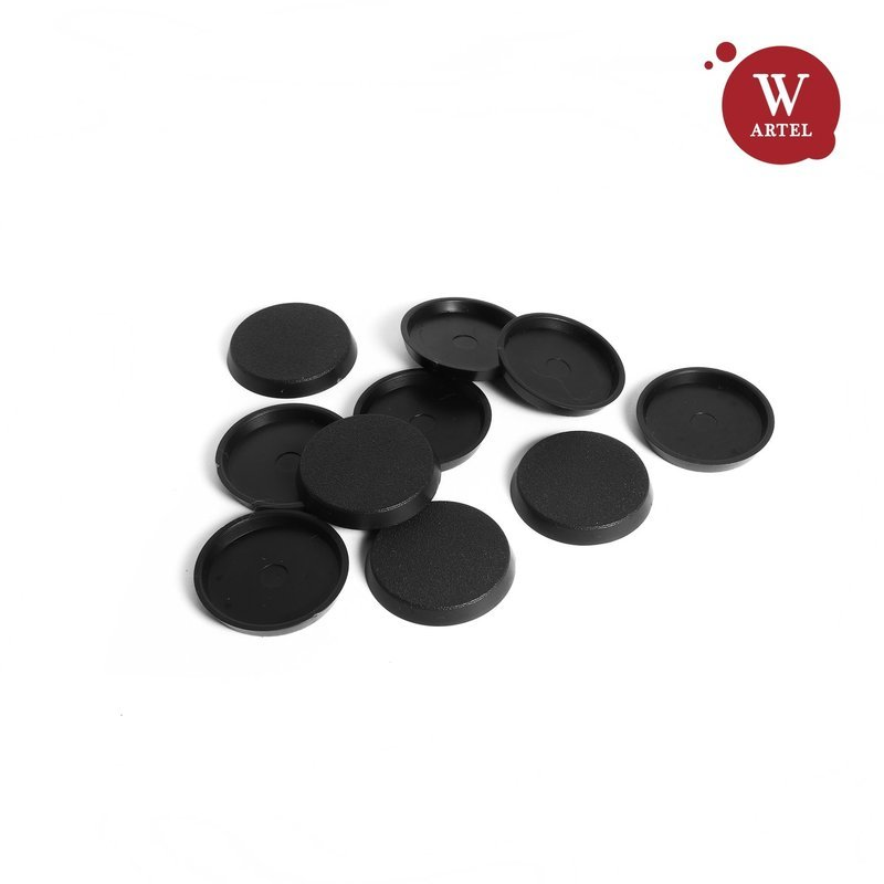 10x32mm round bases for miniatures