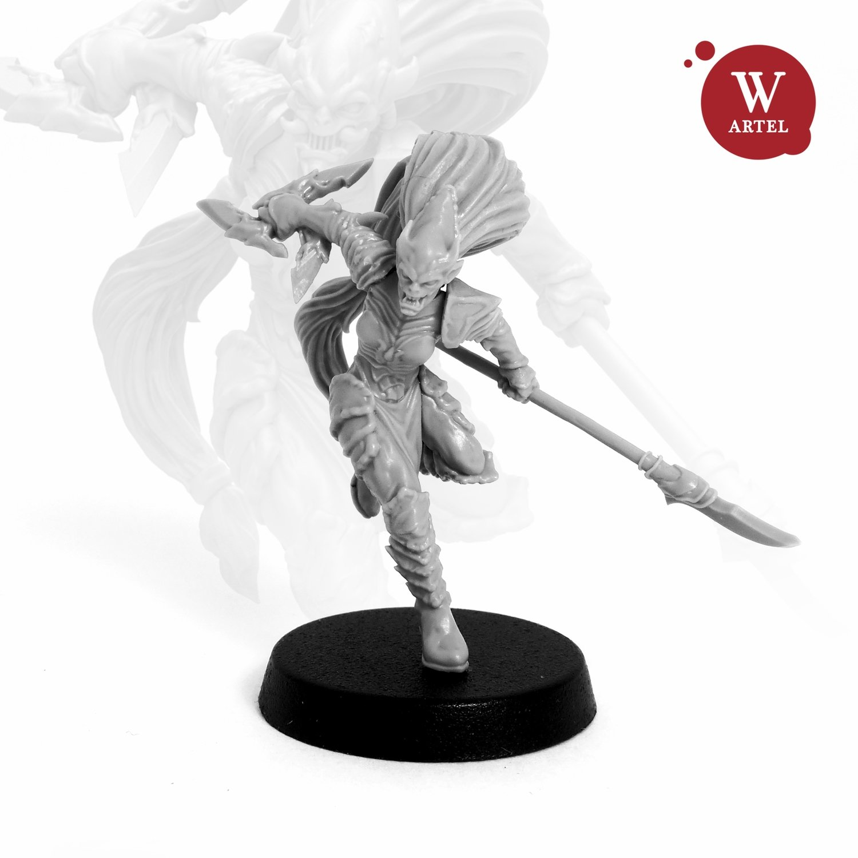Red Witch: Voidstalker Prime