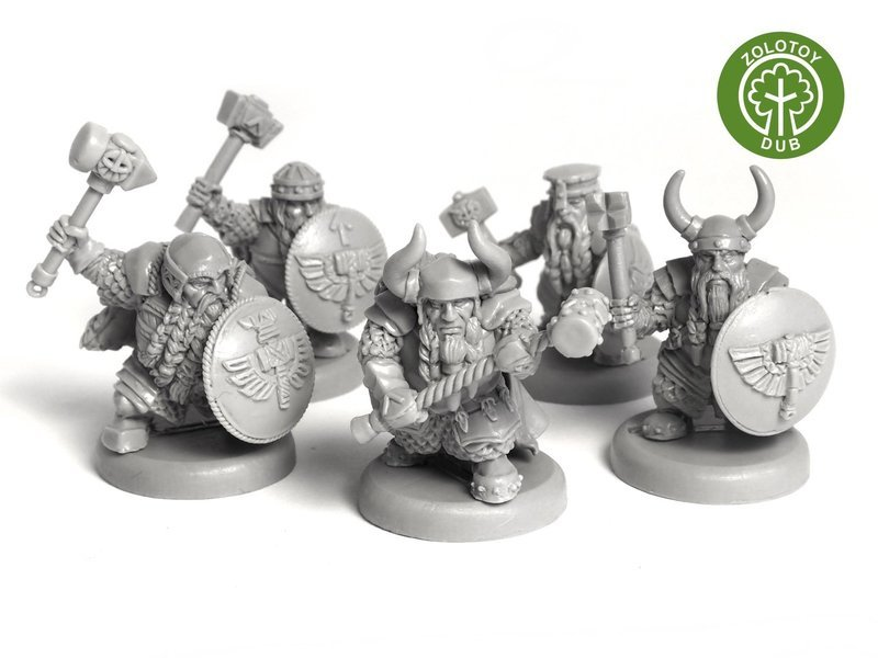 Dwarves Crushers - by Zolotoy Dub-