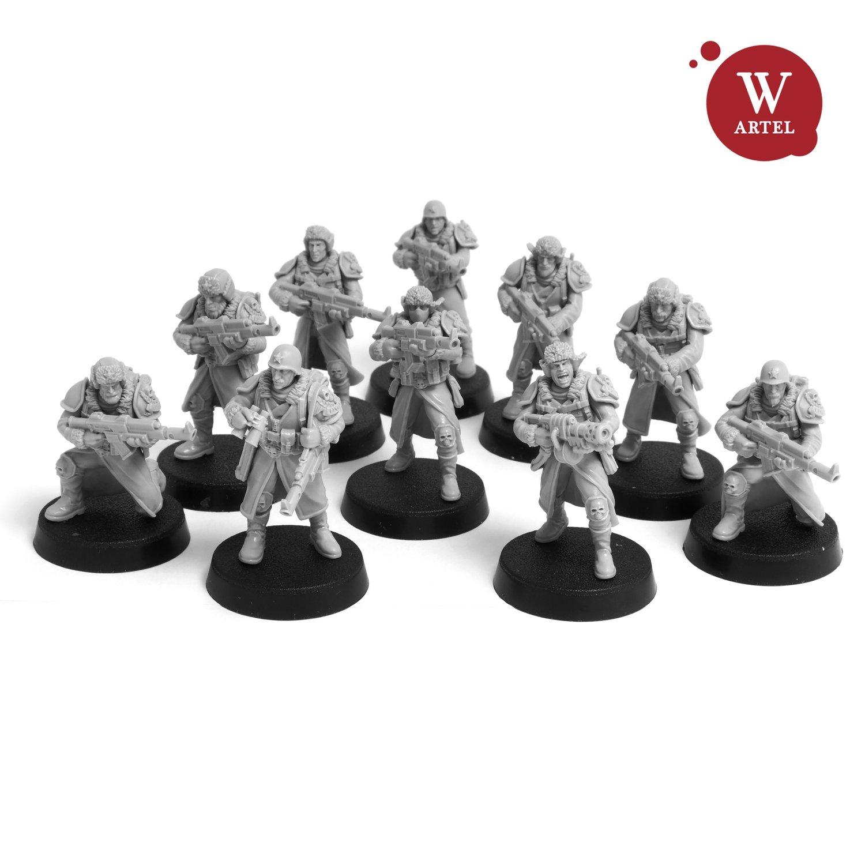 Einherjar`s Kamrades Tactical Squad