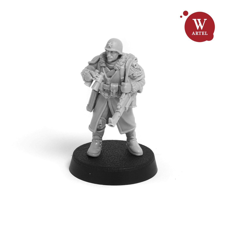 Einherjar`s Kamrades Sergeant