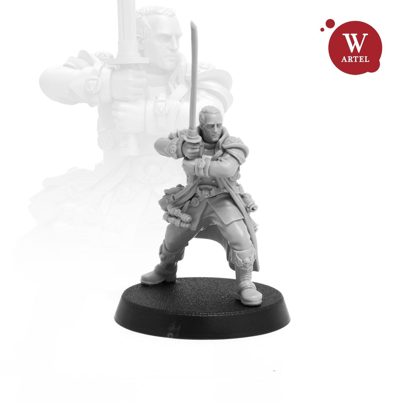 Inquisitor Gregor