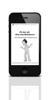 Behandlingsmodul:  Få styr på dine meridianbaner med lydsvingninger