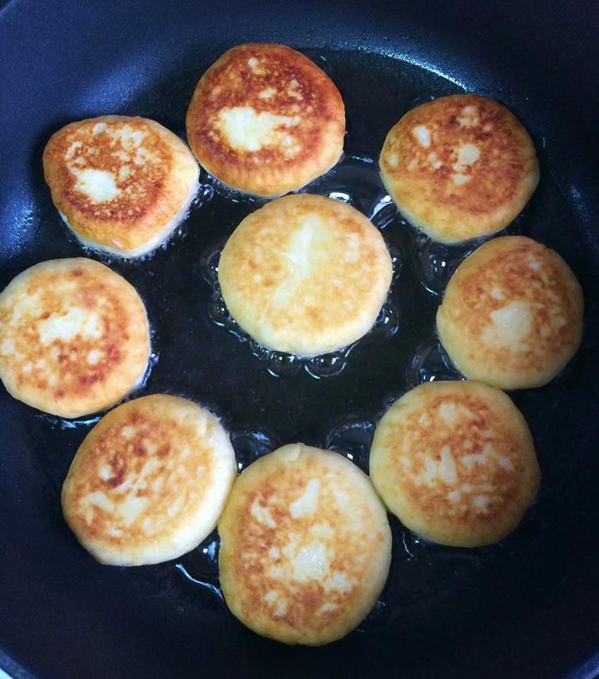 Завтрак Сырники
