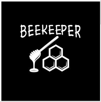 BEEKEEPER DECAL - HONEY