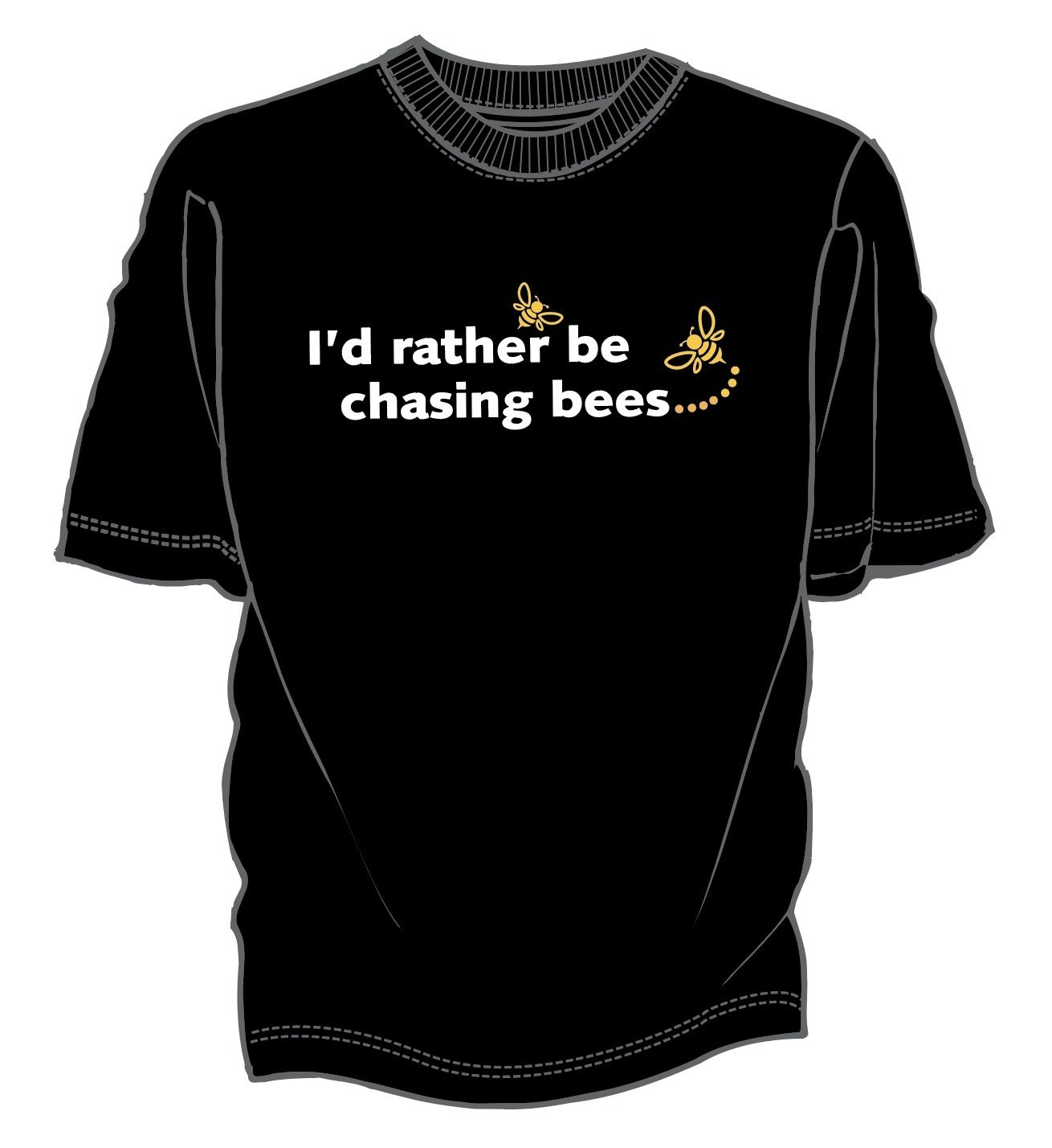 RATHER CHASE BEES