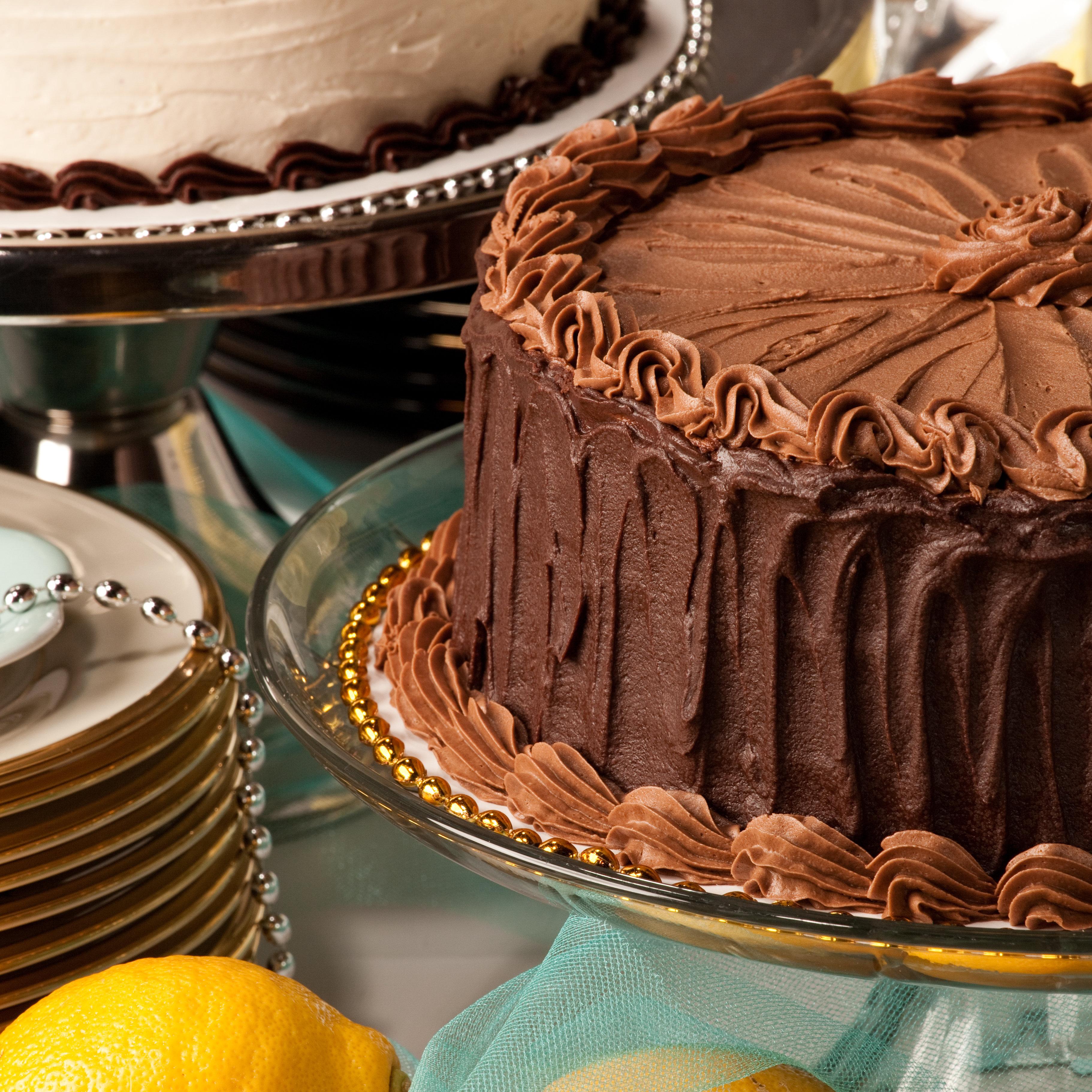 "8"" Round Layer Cakes 00000"