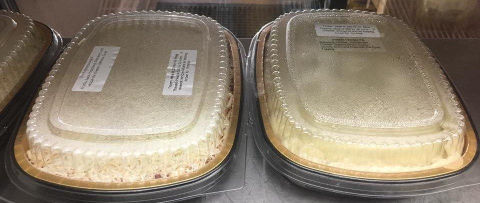 Chicken Pies