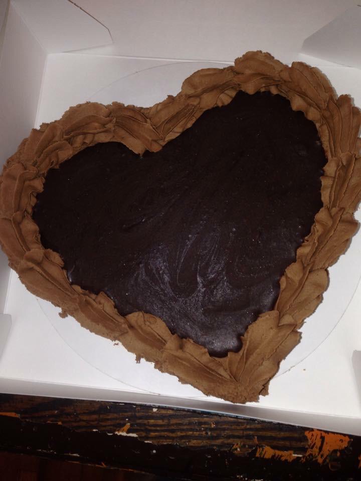 Heart Cake 00018