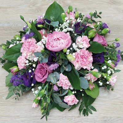 Pink & Purple Posy