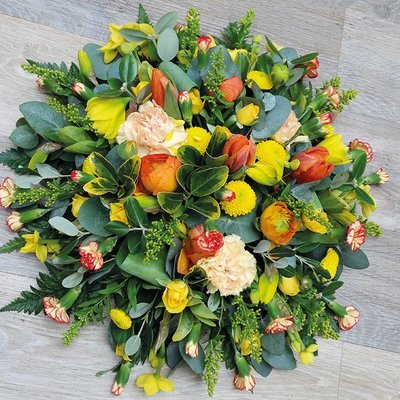 Seasonal Spring Posy