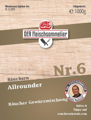 "Räuchermehl Nr. 6 ""Universal"""