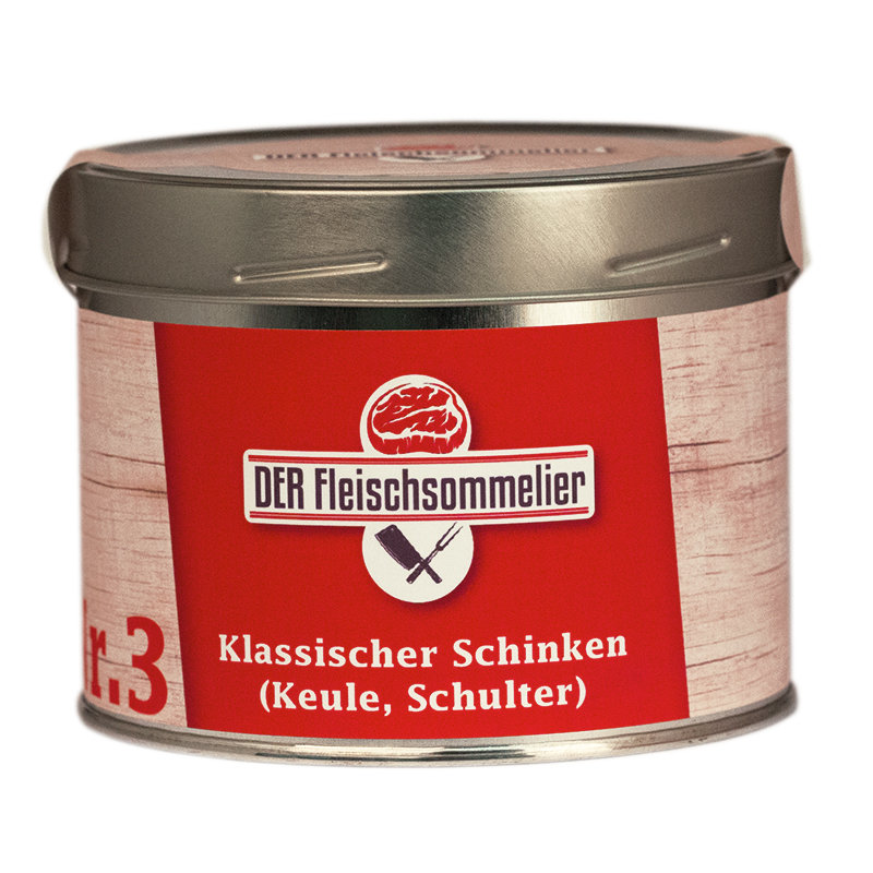 """Pökel- Würzmischung #3 """"Klassischer"""" Schinken"""