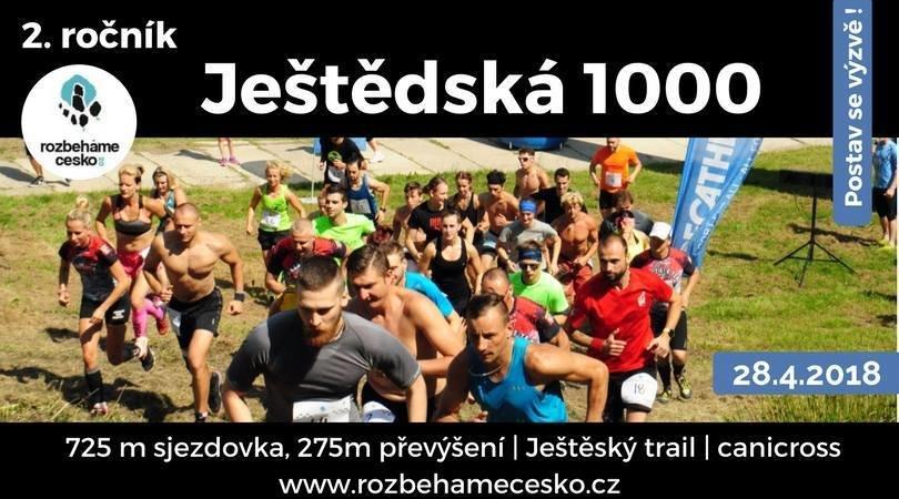 Ještědská 1000 a Ještědský trail (registrace) 00009