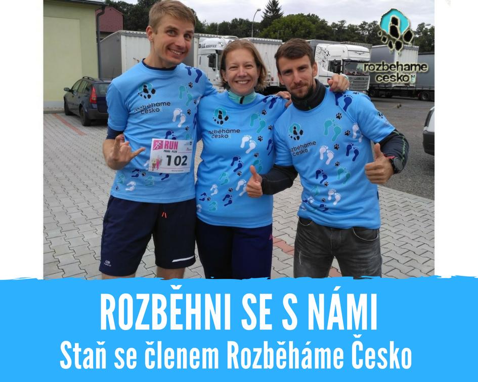 Členství Rozběháme Česko (roční) 00011
