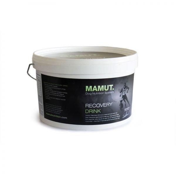Mamut Recovery Drink pro psy 00044