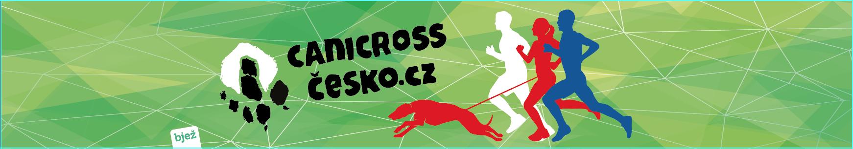 Čelenka Canicross Česko/ Bjež Letní 00067
